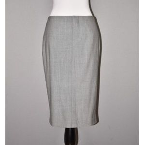 BANANA REPUBLIC Wool Pencil Skirt NEW